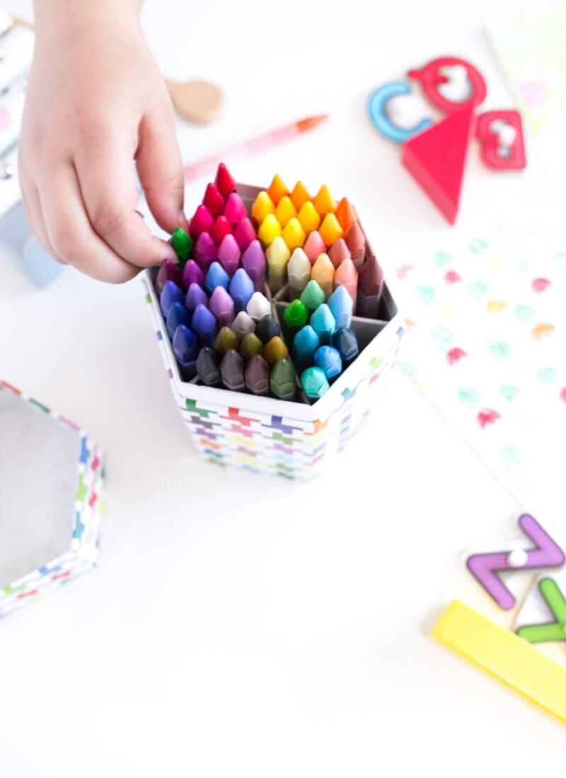 Preschool Supply List for Your Preschooler's First Day of School