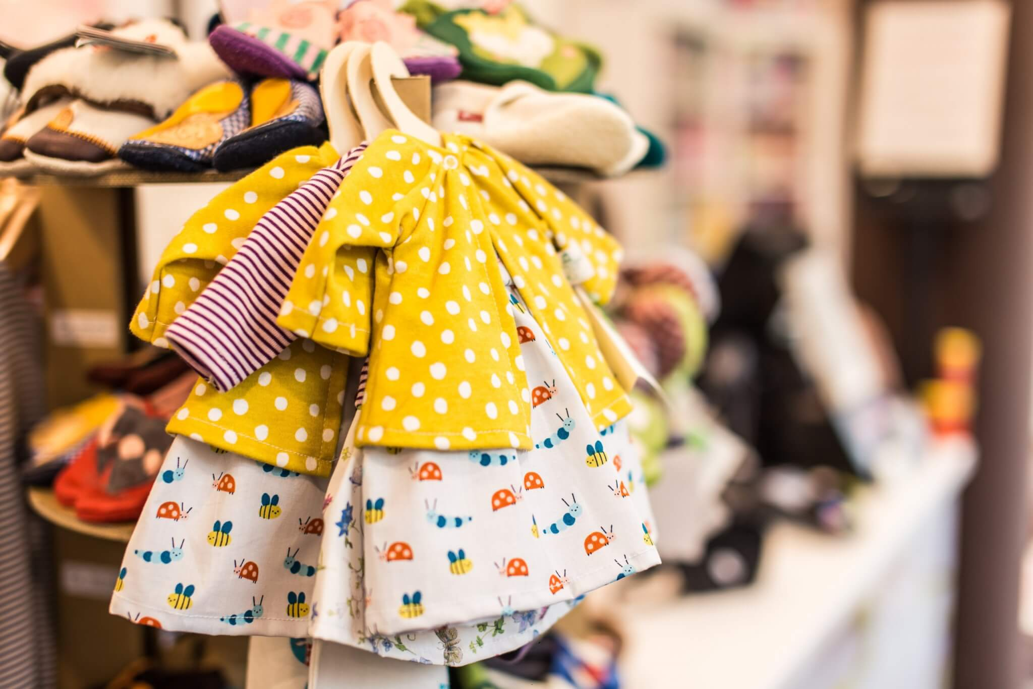 save money on baby clothes