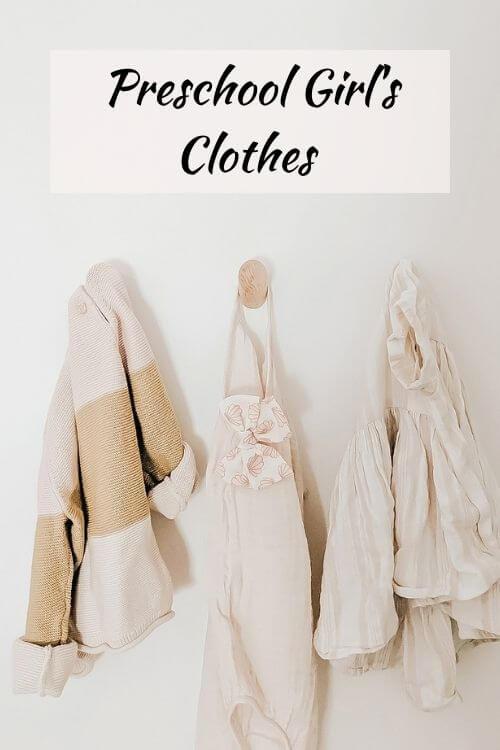 toddler girl capsule wardrobe